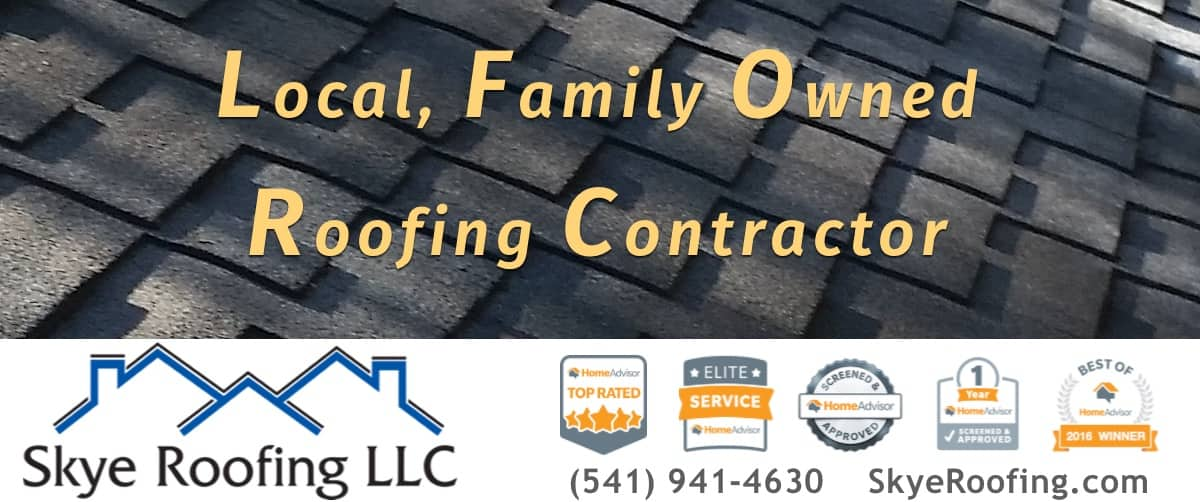 Roofing Contractor In Medford Oregon